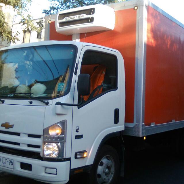 camiones con frio